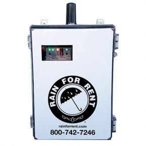 agente de alarme - sistema de monitoramento de bomba remota - sensor de nível do tanque de água