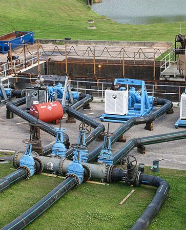 Bypass pump-Sewer bypass-temporary bypass pumping
