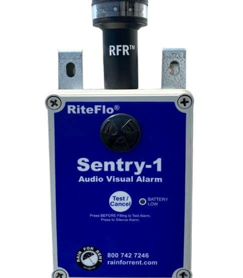 RiteFlo Sentry 1 Audio Visual Alarm