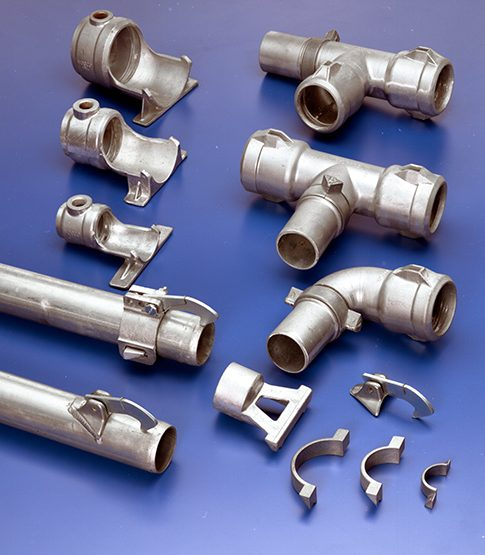 nolatch.style.aluminum.pipe.fittings