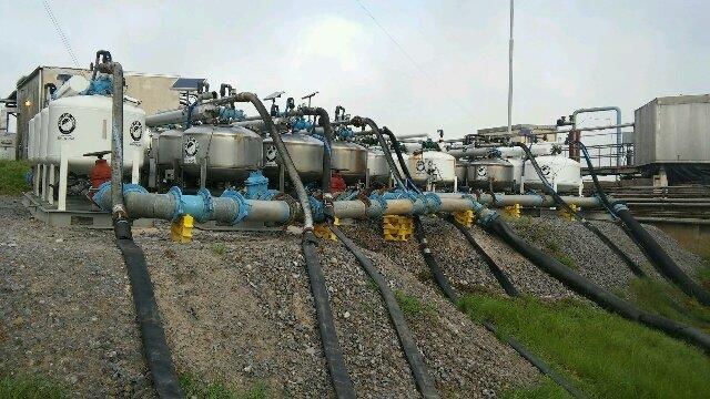 filtration system rain for rent