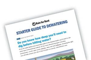 dewatering-guide