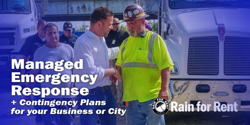 Gerenciado-Emergência-Resposta-Contingência-Planos-Rain-for-Rent